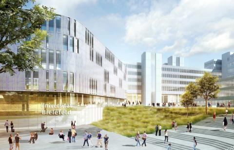 ZÜBLIN, University Bielefeld