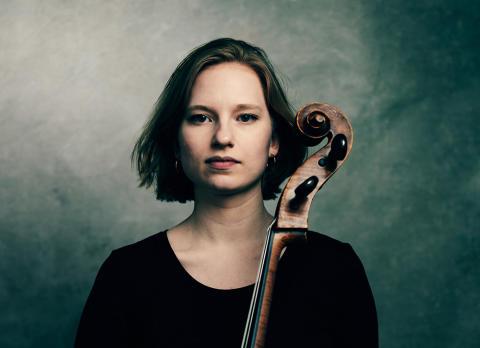Anders Walls Giresta-stipendium till internationellt bevandrad cellist