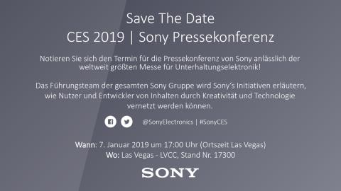 CES2019_Save The Date