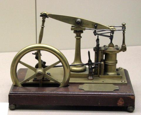 No. 3.  Watt's steam engine