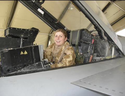 Ex-RAF Navigator Flying High As Openreach Career Takes Off