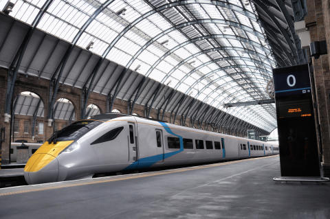 FirstGroup and Hitachi announce new partnership for high speed trains linking London to Edinburgh