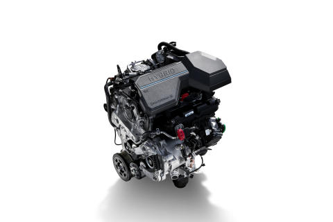 1.6 Turbo Hybrid engine