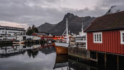 Nord-Norge - foto Pixabay