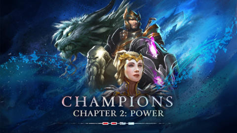 """Chapter 2 of Guild Wars 2: The Icebrood Saga Episode Five, """"Power"""", Launches January 19"""