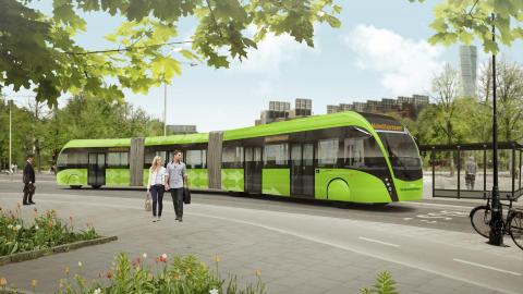 Framtidens Malmö i storstadsförpackning