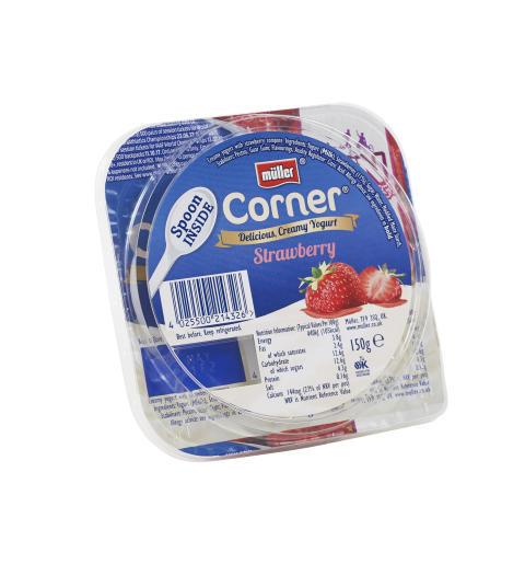 Solved! Müller tackles yogurt on the go challenge