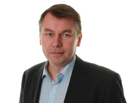 Roy Grønli, administrerende direktør Accenture
