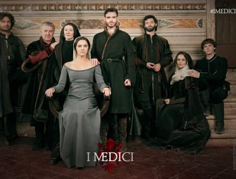 'Medici: Masters of Florence' in Ultra HD by RAI to broadcast in Italy through Eutelsat