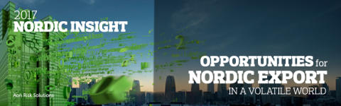 """Nordic Insight 2017 Seminar   -  """"Opportunities for Nordic Export in a volatile world"""""""