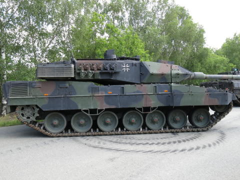 3.Leopard 2A7