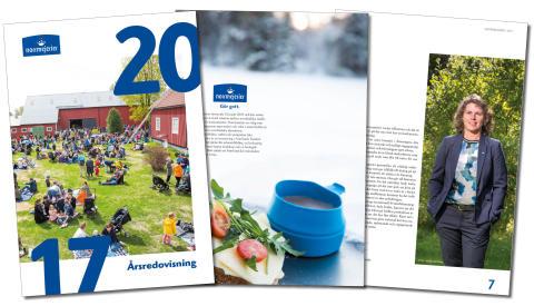 Norrmejerier sammanfattar 2017