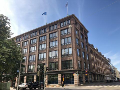 Helsingin ydinkeskustaan avautuu merkittävä kokoushotelli