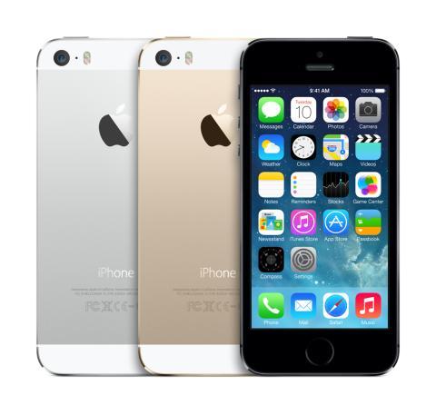 Nå lanseres iPhone 5s og iPhone 5c