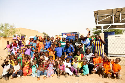 Our Mission on the African Continent Yamaha Motor Newsletter (August 30, 2019  No. 74)