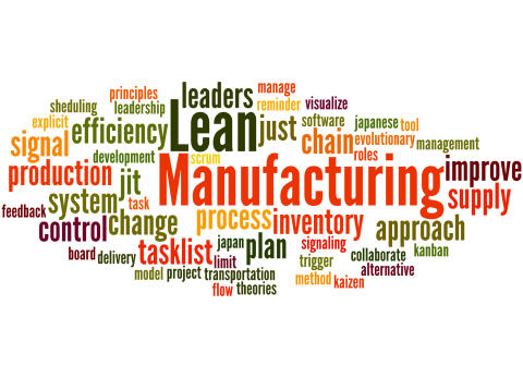 Where lean thinking and new technologies meet