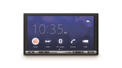Sonyjev najnovejši avtomobilski AV-sprejemnik z večjim zaslonom in izboljšano konverzijo s pametnim telefonom