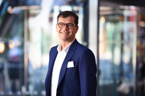 Petter Svendsen, sponsorsjef Telenor