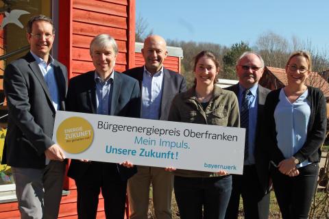Auftakt Bürgerenergiepreis Oberfranken 2019