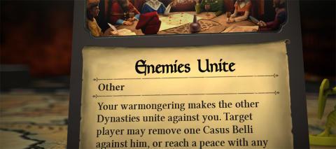Crusader Kings Brädspelet (events)