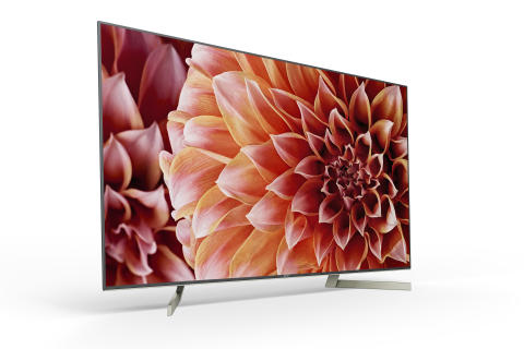 Sony Europe Announces Availability for XF90 Series 4K HDR TVs