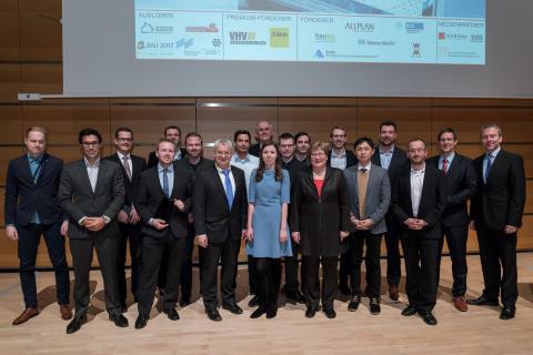 """Wettbewerb """"Auf IT gebaut"""": Züblin-Sonderpreis geht an """"Smart Data im Bauprozess"""""""