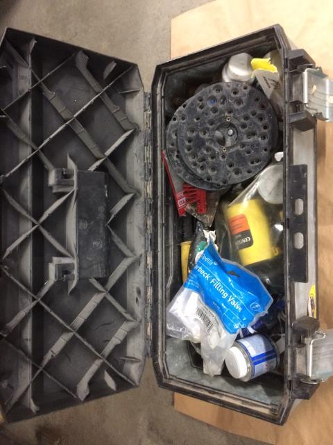 Tools from transit van used in Bulent Kabala murder