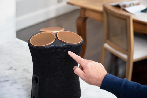 Nowe bezprzewodowe głośniki Sony SRS-RA5000 i SRS-RA3000 zmieniają sposób słuchania muzyki w domu