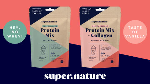 Nyheter fra Supernature: Protein Mix!
