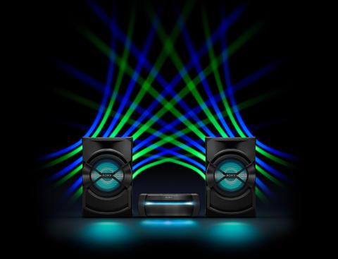 Più volume alle tue feste con i nuovi sistemi High Power Audio di Sony