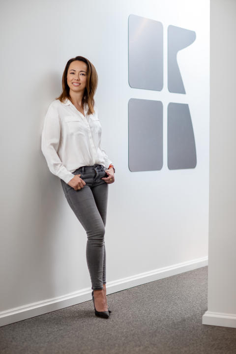 2_CEO Maria Hedengren. Spring 2019. Photocredit Readly and Magnus Glans