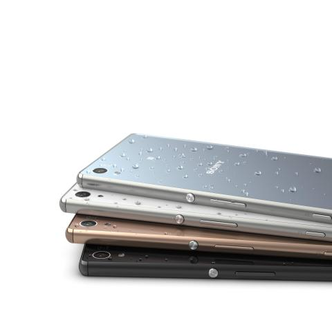 Xperia Z3 _colour range