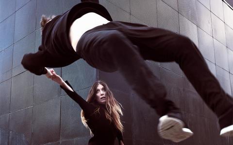 Superkraft i dansformat för både barn och vuxna