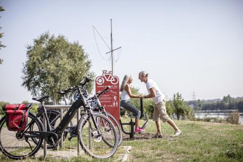 Erfolgreiche Kooperation zwischen RuhrtalRadweg und KNAPPSCHAFT wird fortgesetzt