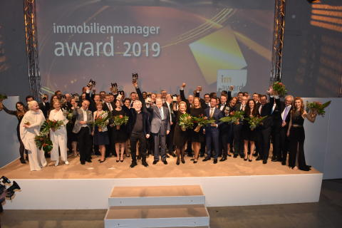 immobilienmanager-Award 2019 verliehen