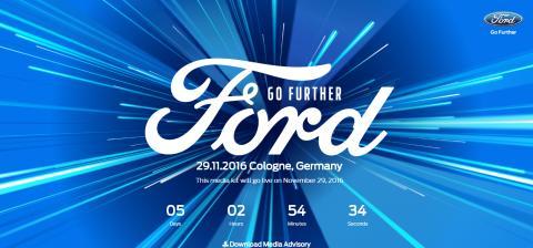 Ford afslører ny Fiesta - og meget mere - ved Go Further