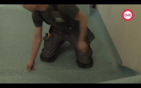 Plastgolv i våtrum – nu på YouTube