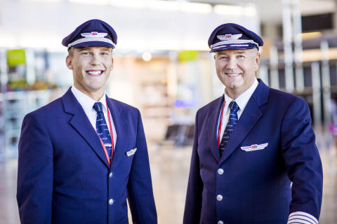Norwegian pilots