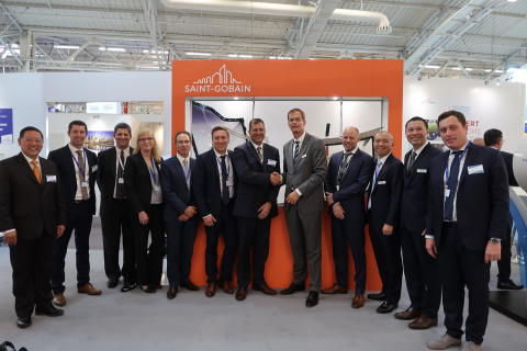 SATAIR AND SAINT-GOBAIN SULLY EXPAND TO A GLOBAL PARTNERSHIP AND RENEW ASIA-PACIFIC CHINA DISTRIBUTION AGREEMENT