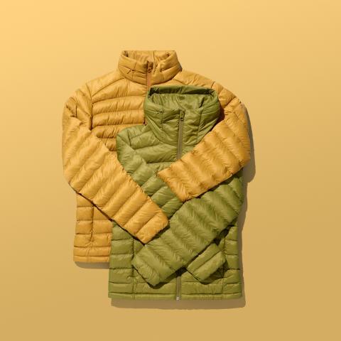 Scheck-Produkte sehen stilvoll aus und bieten gleichzeitig Materialien, die atmungsaktiv, wasserabweisend und angenehm zu tragen sind.