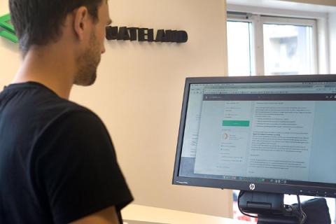 Hurtigtvoksende startup vil udkonkurrere Jobindex med artificial intelligence og machine learning