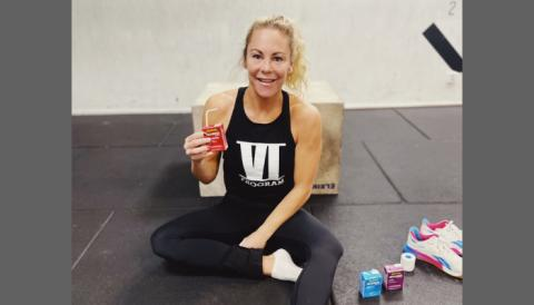 Swimming legend Emma Igelström is serious about recovery for young athletes