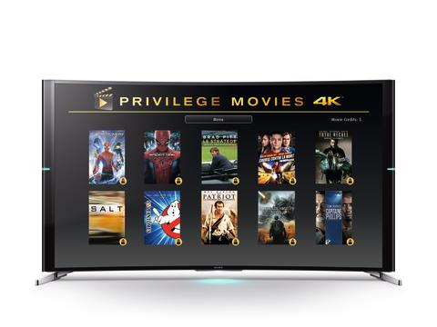 Sony S90_Privilege movies 4K