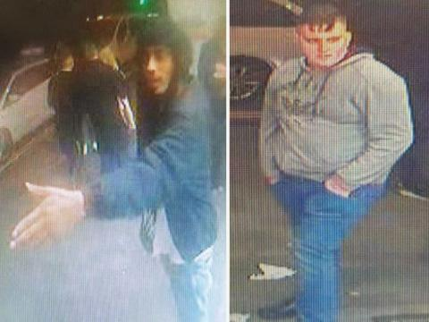 Help us identify these men involved in Brighton stabbing