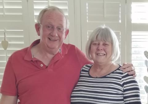 Couple praised for quarter of a century improving lives of vulnerable foster children