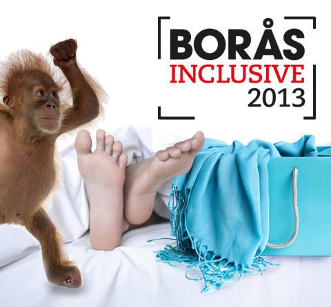 Borås lanserar begreppet Inclusive som första destination