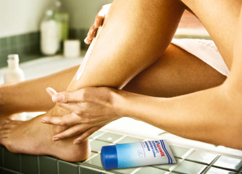 GEHWOL FUSSKRAFT Hydrolipid-Lotion: Feuchtigkeitsschutz für trockene Haut