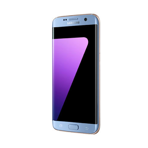 Galaxy S7 edge_Blue Coral_R30-Front