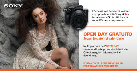 Sony Open Day