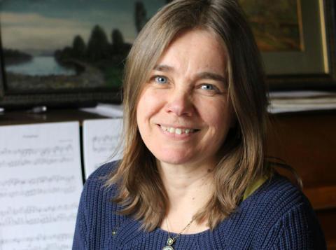 Allmänna Sången & Anders Wall Composition Award till Anna-Karin Klockar